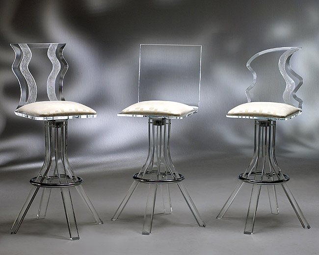 Acrylic Bar Stools Category