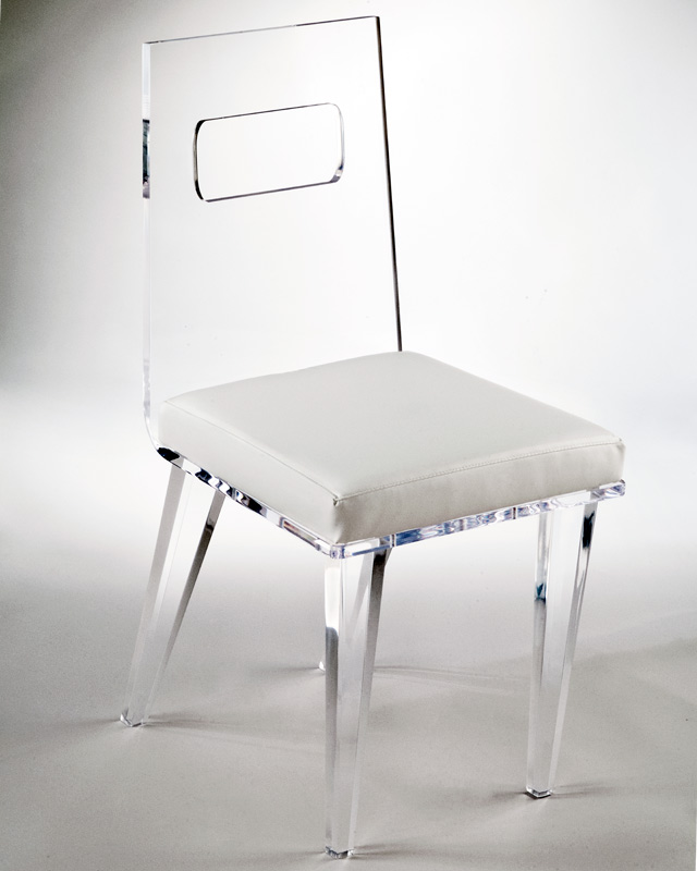 Ashley Acrylic Chair
