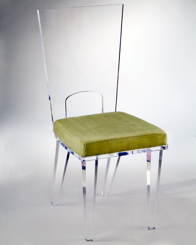 Michelle Acrylic Chair