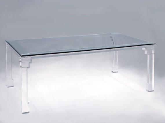 Shanghai Acrylic Dining Table
