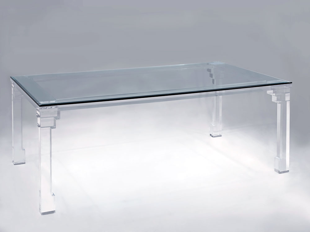 Shanghai Acrylic Dining Table