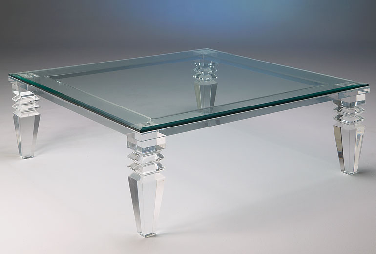 Acrylic furniture Luxury Acrylic Coffee Table Usa Goodworksfurniture Muniz Beautifully Designs Acrylic Furniture Dining Sets More