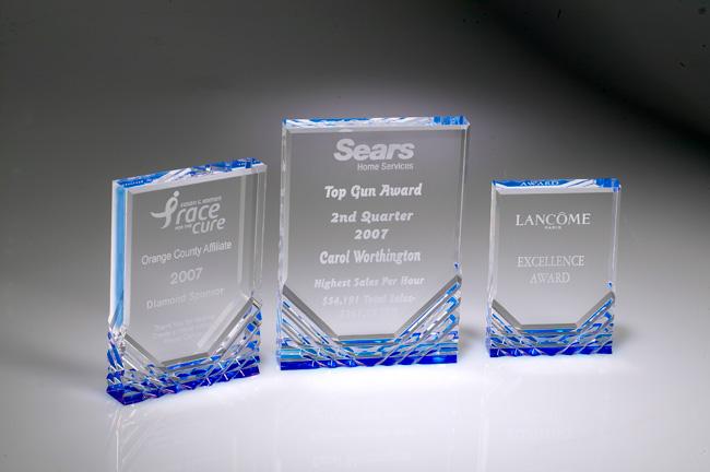 Jewel Acrylic Awards