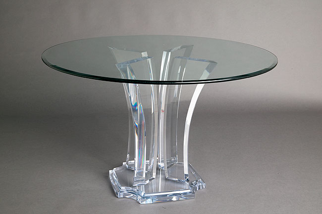 Milano Acrylic Table