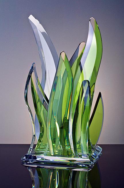 Calypso Acrylic Sculpture