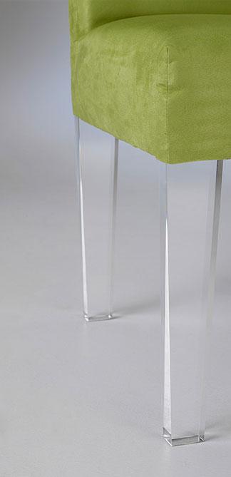 Mona Acrylic Chair