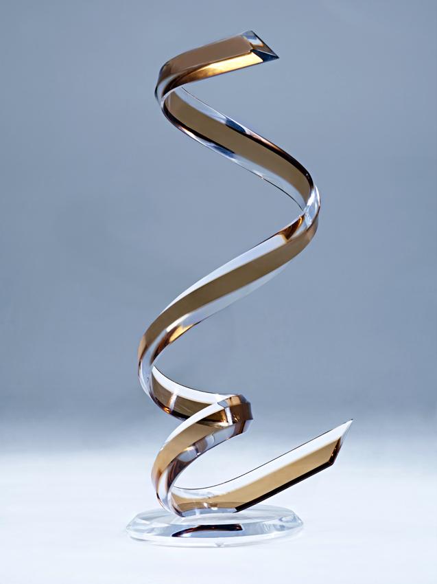 Storm Acrylic Sculpture