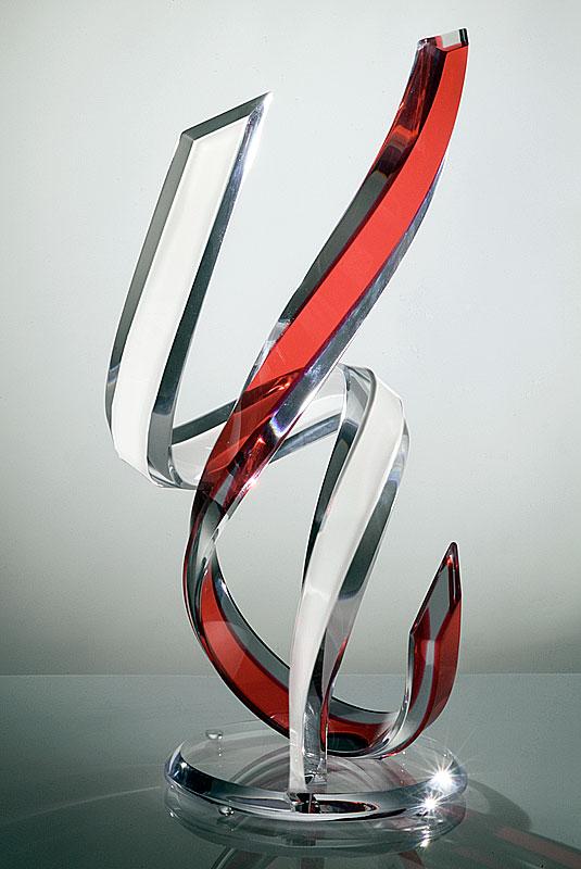Tango Acrylic Sculpture