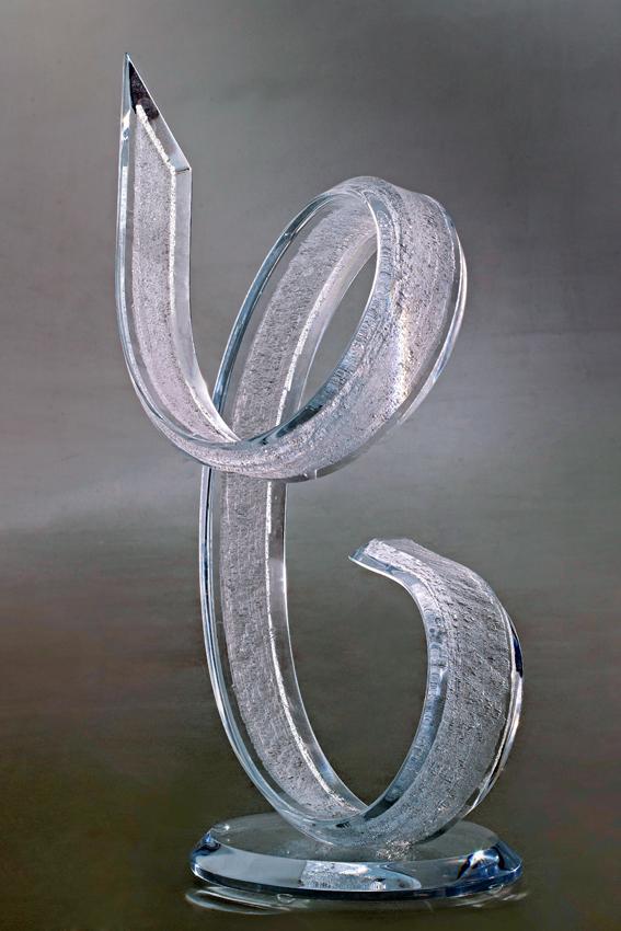 Vail Acrylic Sculpture