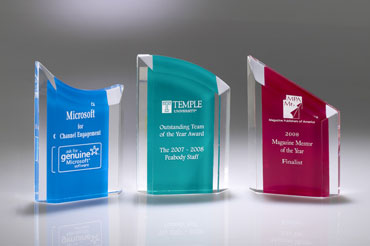 Acrylic Awards and Plaques