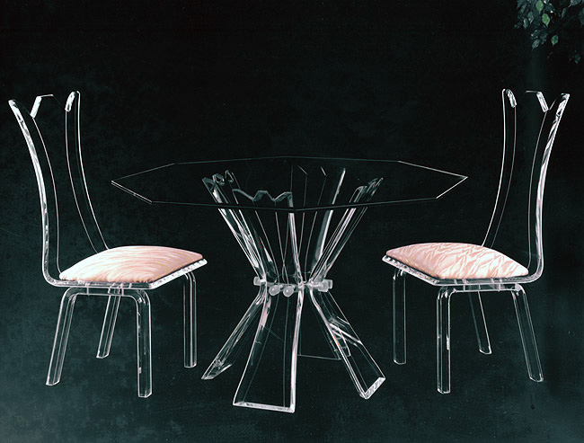 Carol Ann Dining / Carol Ann Chair