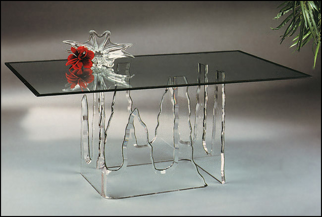 Icicle Dining Table