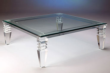 Acrylic Cocktail - End Tables