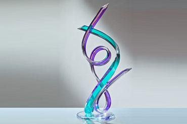 Acrylic Sculptures