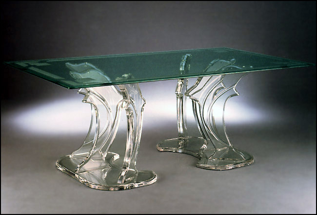 Triple Dining Table