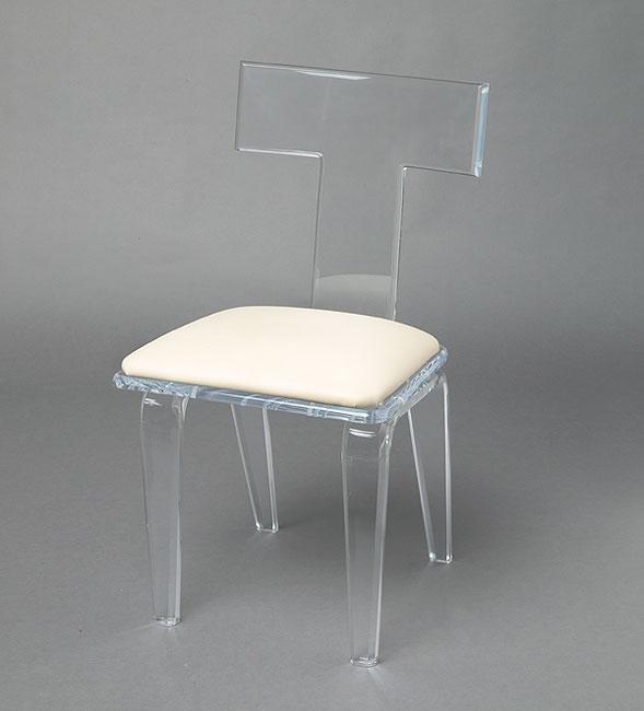 Sofia Acrylic Chair