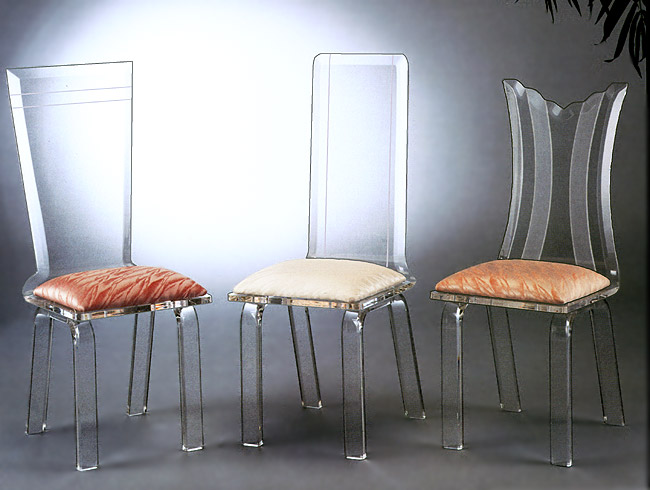 Victory / Elegant / Infinity Acrylic Chairs