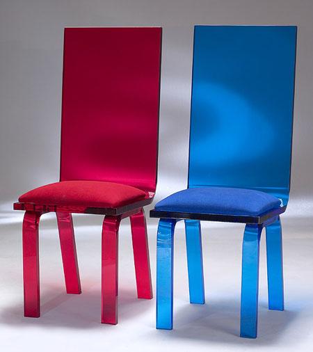 Classic Acrylic Chairs