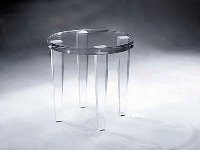 Alexis Acrylic Side Table