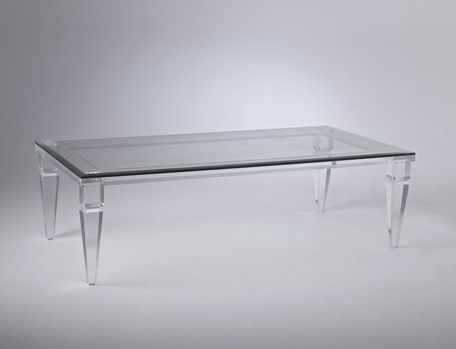 Andora Acrylic Cocktail Table