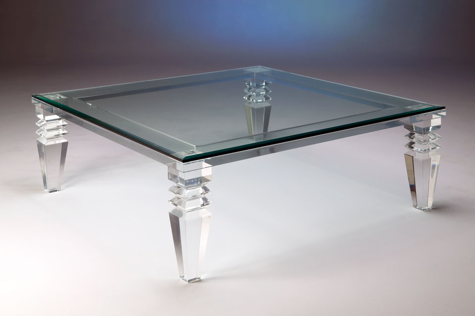 Merveilleux Acrylic Tables California Acrylic Tables California