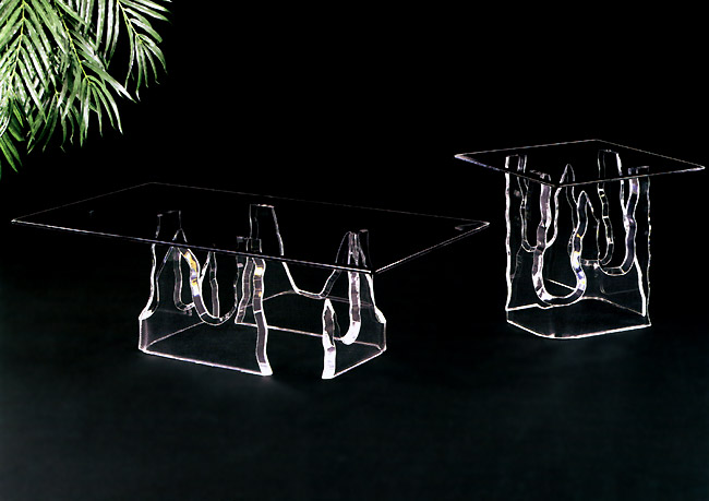 Icicle Cocktail Tables