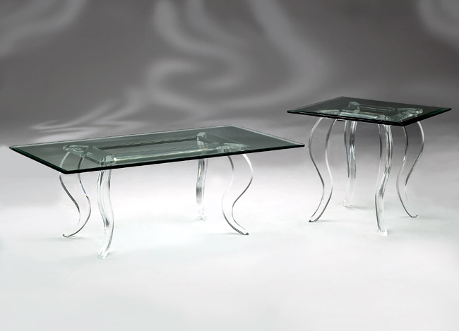 Maria Acrylic Tables