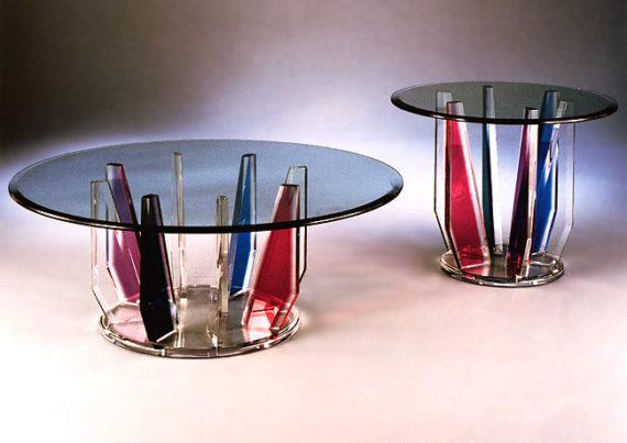 Spectrum Acrylic Tables