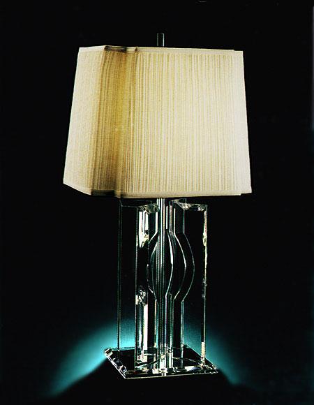 Acrylic Circle Lamp