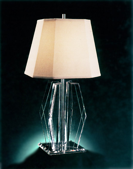Acrylic Dymond Lamp