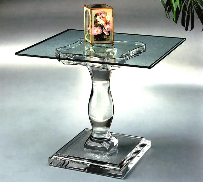 Corintian End Table