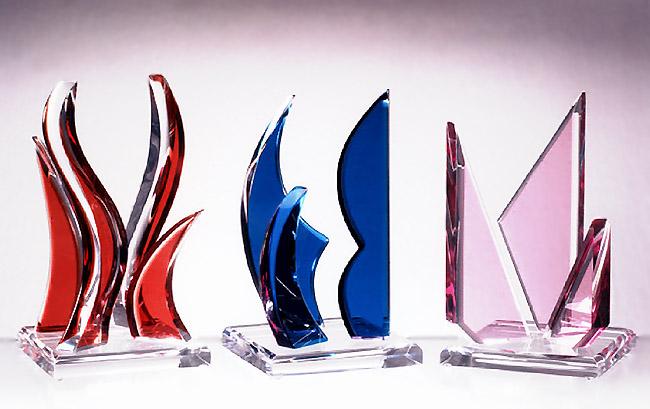 Minis Acrylic Sculptures 3