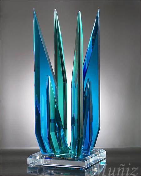Horizon Acrylic Sculpture