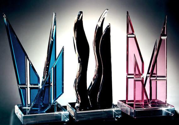 Junior Acrylic Sculptures