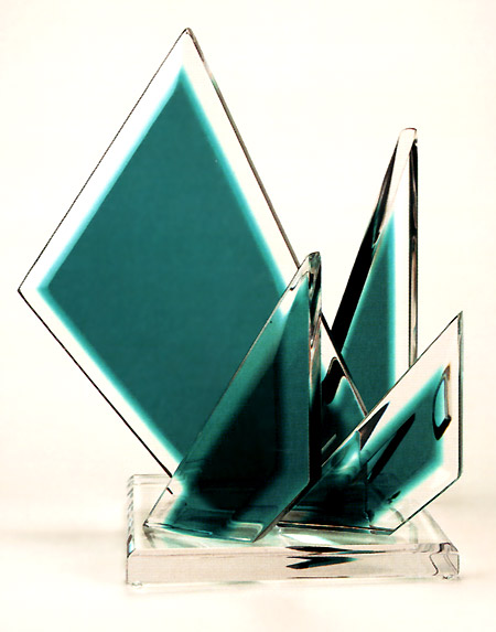 Harmony Acrylic Sculpture