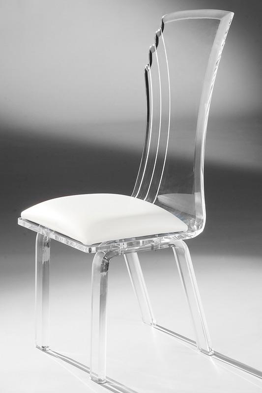 Prisma Acrylic Chair