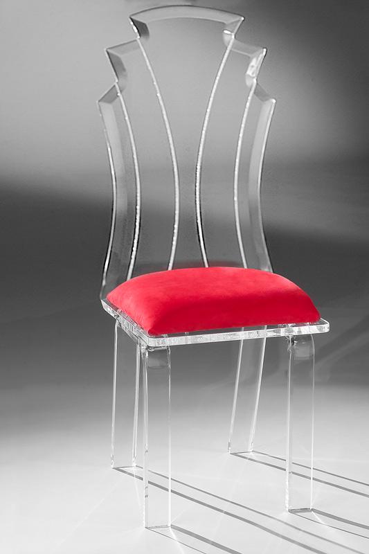 Tiffany Acrylic Chair