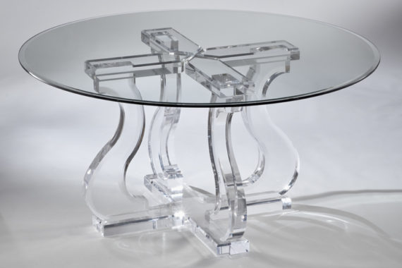 Acrylic Dining Sets